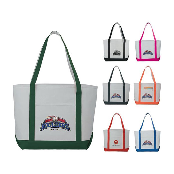 C4 – Cotton bags with Boat Shape