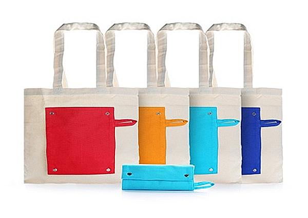 Cotton & Canvas FOLDABLE BAG Design 1