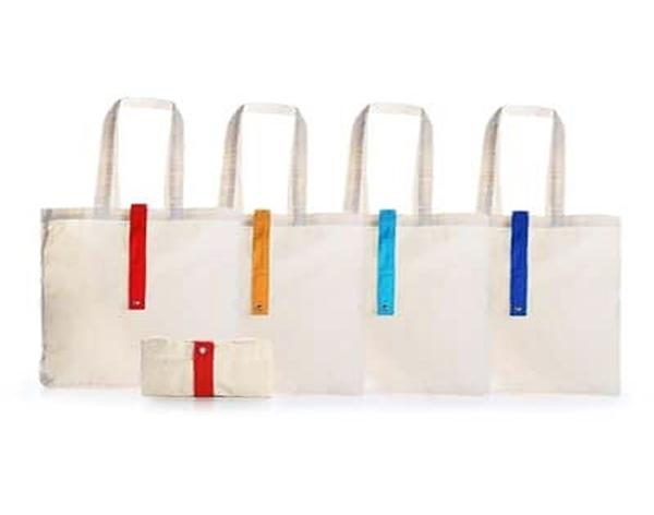 Cotton & Canvas FOLDABLE BAG Design 2
